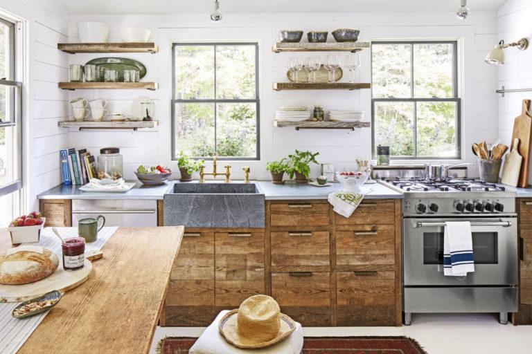 Jak na kuchyň ve venkovském stylu?