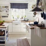 Romantická i funkční kuchyně vprovensálském stylu