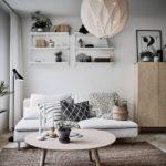 Zařizujeme obývací pokoj ve skandinávském stylu