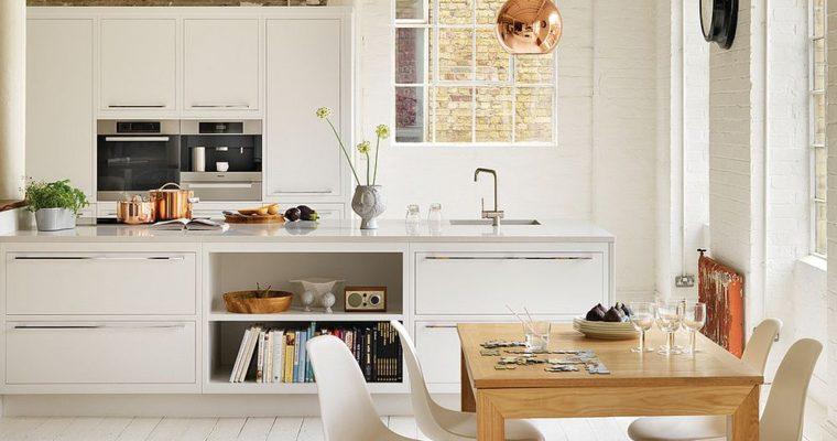 5 tipů na zařízení funkční a krásné kuchyně ve skandinávském stylu