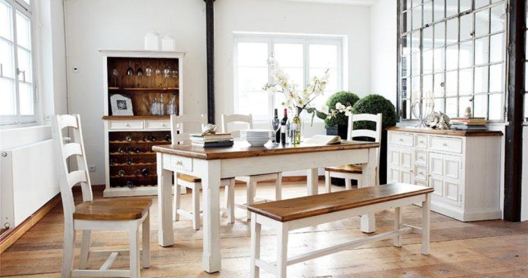Jak na obývací pokoj vprovensálském stylu