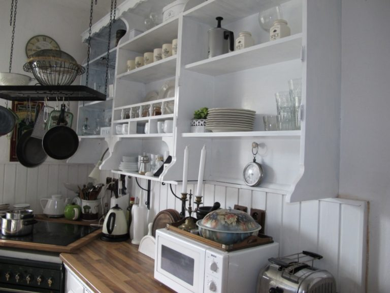 Zařiďte si kuchyni ve vintage stylu