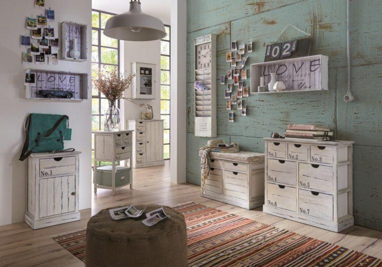 5 tipů na zařízení obývacího pokoje ve vintage stylu
