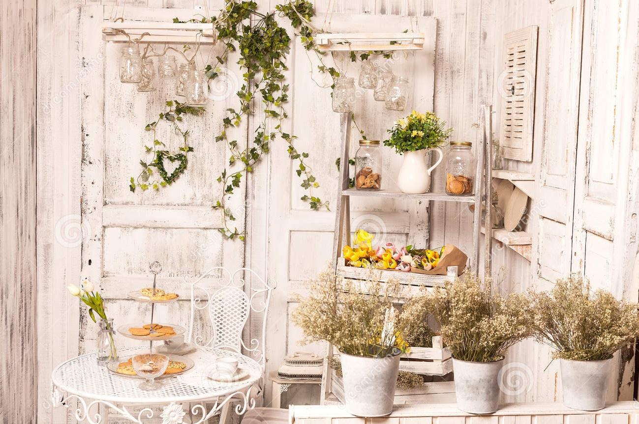 Podle čeho vybírat nábytek do interiéru vprovensálském stylu?