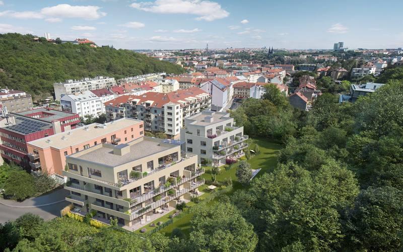 Přemýšlíte nad koupí nemovitosti? Vsaďte na nové byty na prestižní adrese