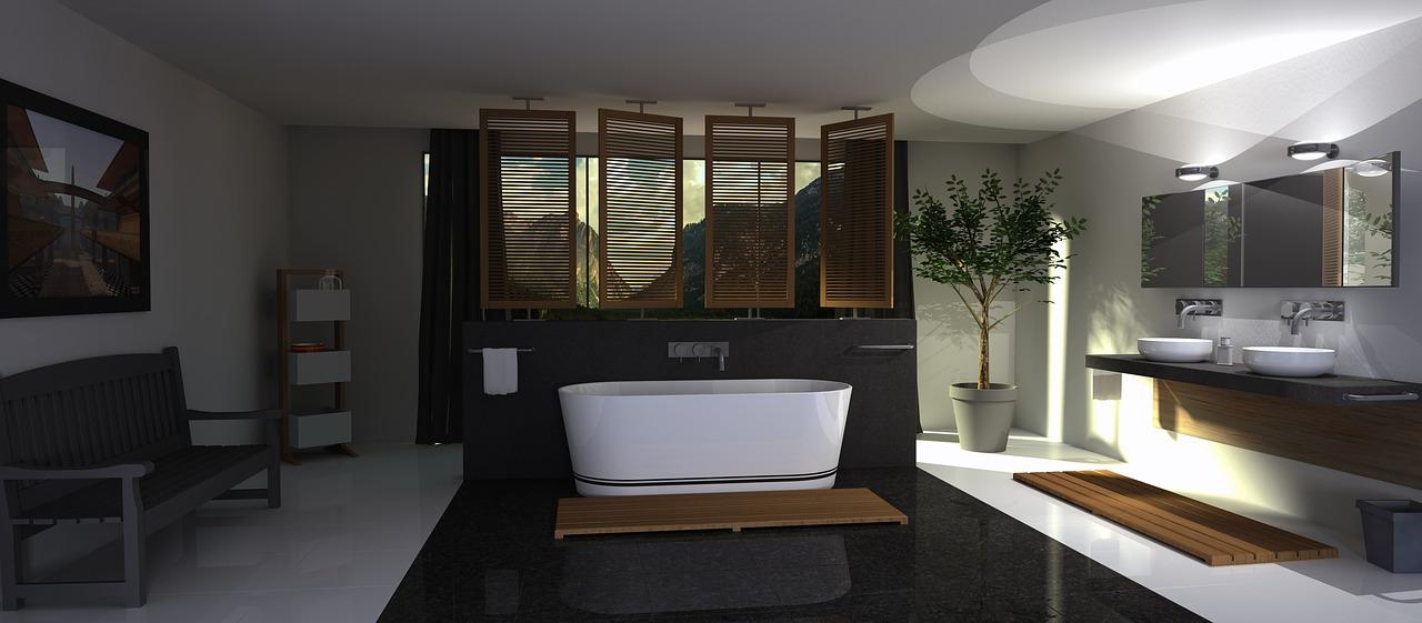 Jak vybrat obklady a dlažby do koupelny