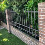 Kované ploty mají mnoho výhod