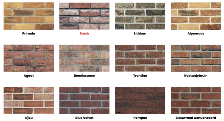Inspirace: obložení stěny cihličkami